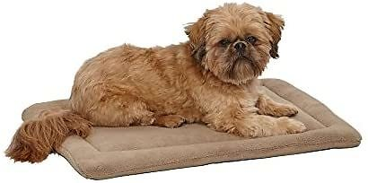 MidWest Deluxe Plush 24-Inch Pet Bed
