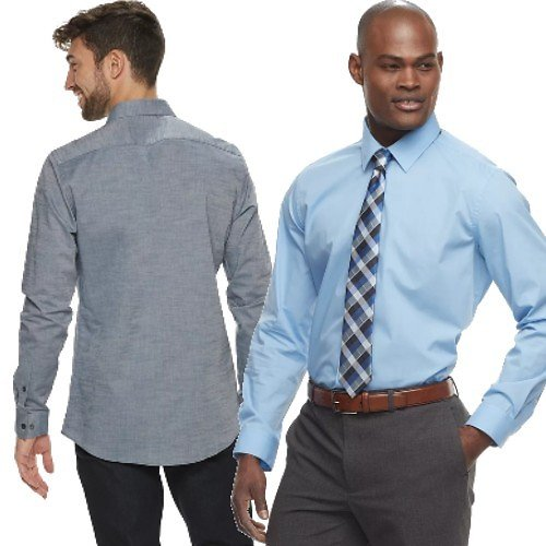 Men's Dress Shirts Clearance from $3.82