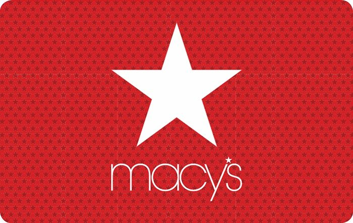 Free $10 Kroger EGift Card W/p $75 Macy's EGift Card!