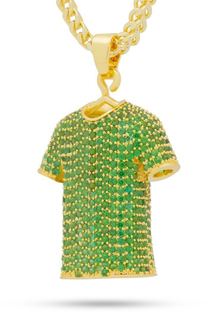 The Mexico World Cup Jersey Necklace