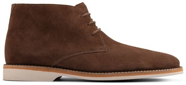 %66 OFF Atticus Limit Mushroom Suede- Mens Boots- Clarks® Shoes Official Site | Clarks