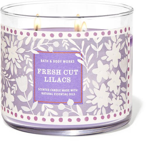 3-Wick Scented Candles - Bath & Body Works