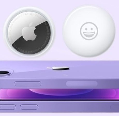 New AirTag & Purple iPhone 12 Pre-Orders