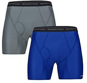 2-Pack ExOfficio Mens Give-n-go Boxer Brief for $11.47