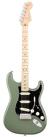 Fender American Professional Stratocaster Electric Guitar, 22 Frets, Modern
