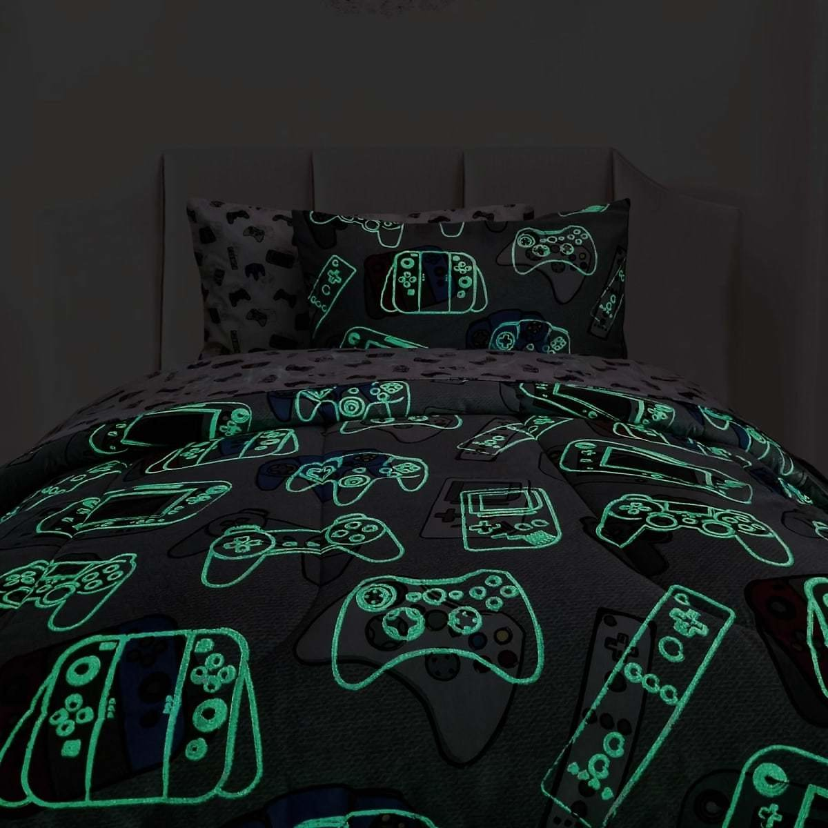Kids Glow in The Dark Bedding Sets   Twin & Full Sizes