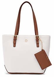 Anne Klein Lilly Tote with Card Case