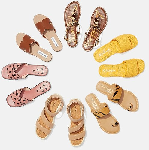 Up To 74% Off Casual & Flat Sandals