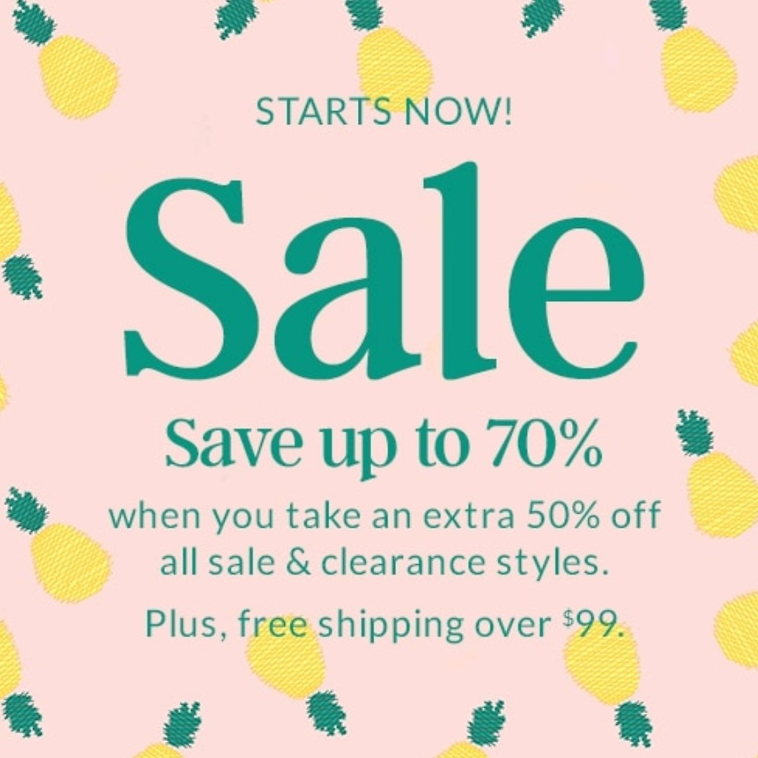 Up to 70% Off Sale Starts Now - Land's End