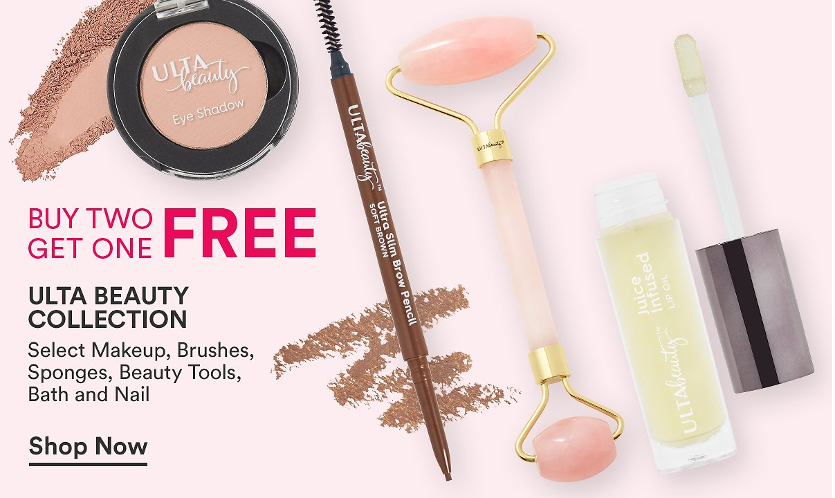 B2G1 Free Collection Makeup, Brushes, Sponges, Beauty Tools, Bath & Nail   Ulta Beauty
