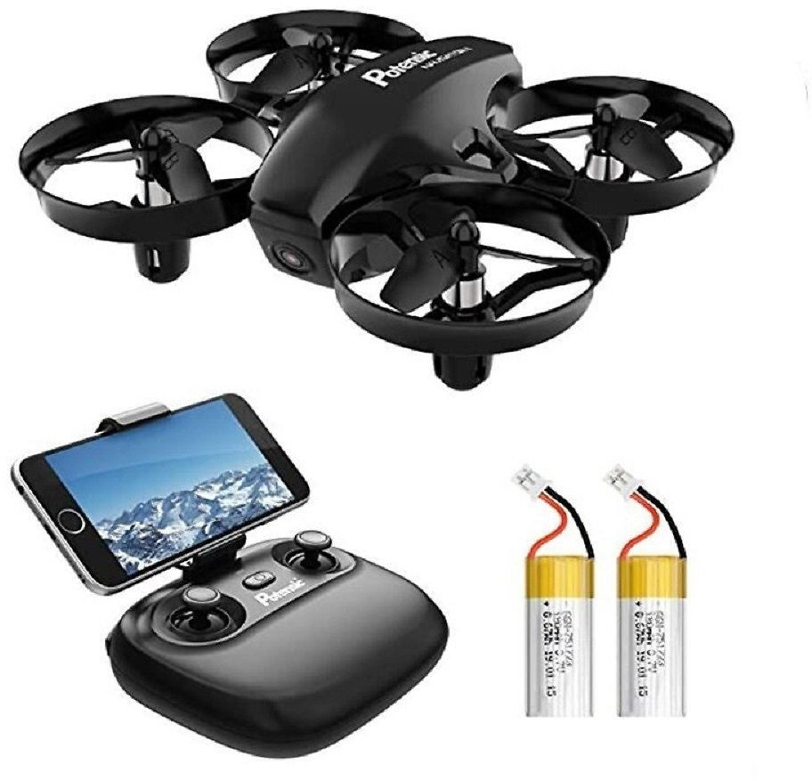 Easy to Fly Portable 720P RC FPV Drone Camera