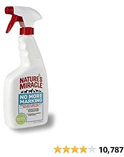 77% Off Nature's Miracle No More Marking Stain & Odor Remover