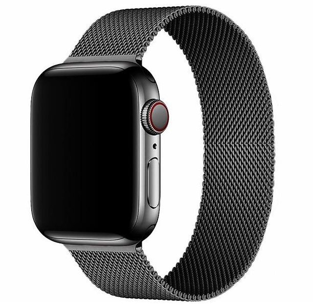 Stainless Steel Milanese Loop Straps For Apple Watch