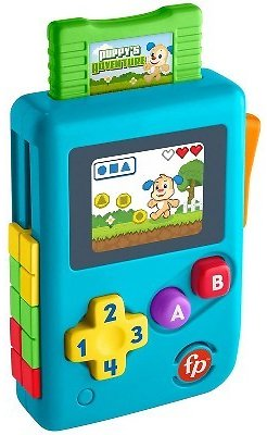 Fisher-Price Laugh & Learn Lil' Gamer Musical Activity Learning Toy