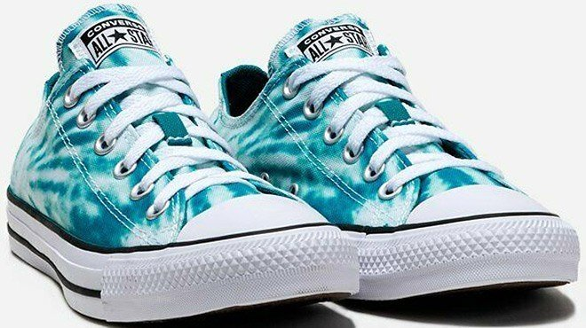 CONVERSE Twisted Vacation Chuck Taylor All Star Low Top Shoes