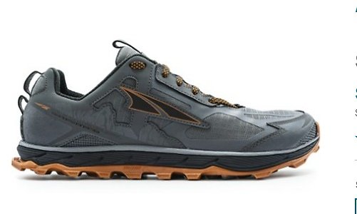 Altra Lone Peak 4.5 Trail-Running Shoes - Men's | REI Outlet