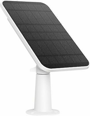 Solar Panel for Eufy Security Wire-Free Cameras