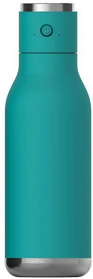 ASOBU 17 Oz. Green Stainless Steel Wireless Connection Speaker Insulated Water Bottle-NA-BT60TEAL