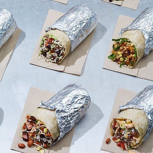 Free Burritos for Healthcare Workers (1pm PT)