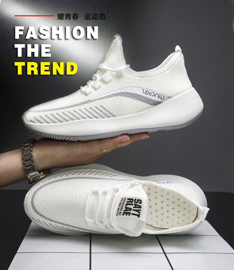10% OFF Men's Casual Running Shoes