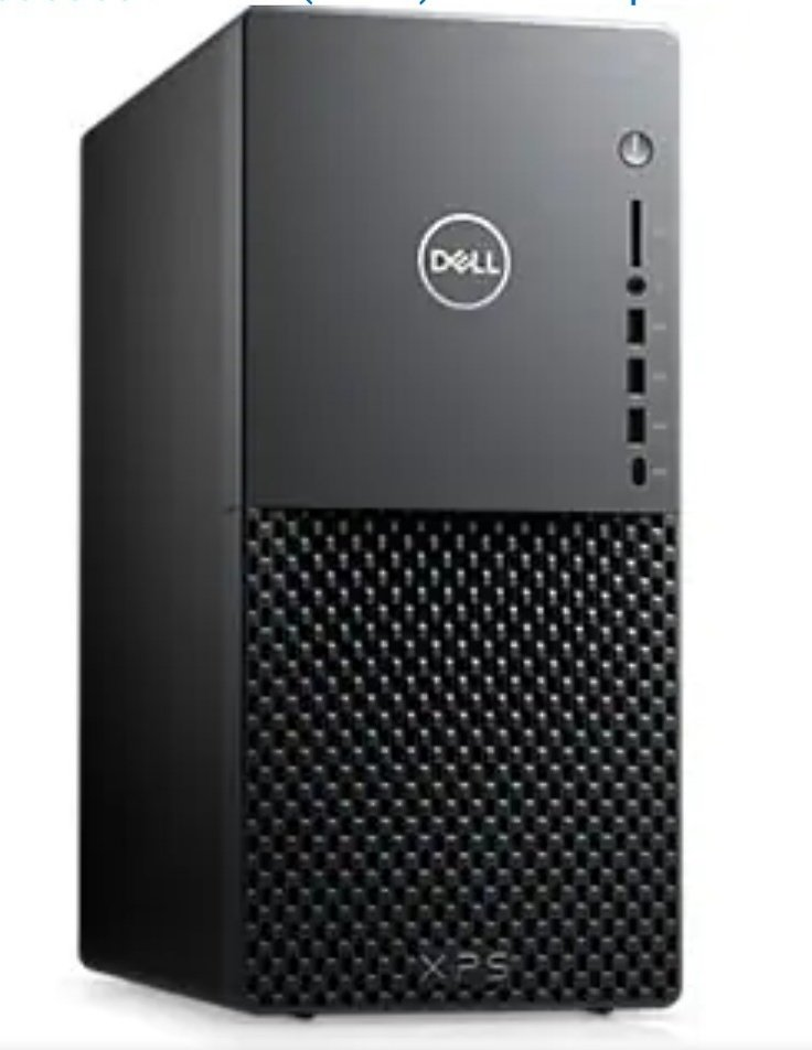 Dell XPS Desktop with Up to 11th Gen Intel Processor | Dell USA