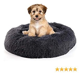 Calming Dog Bed for Small Dogs