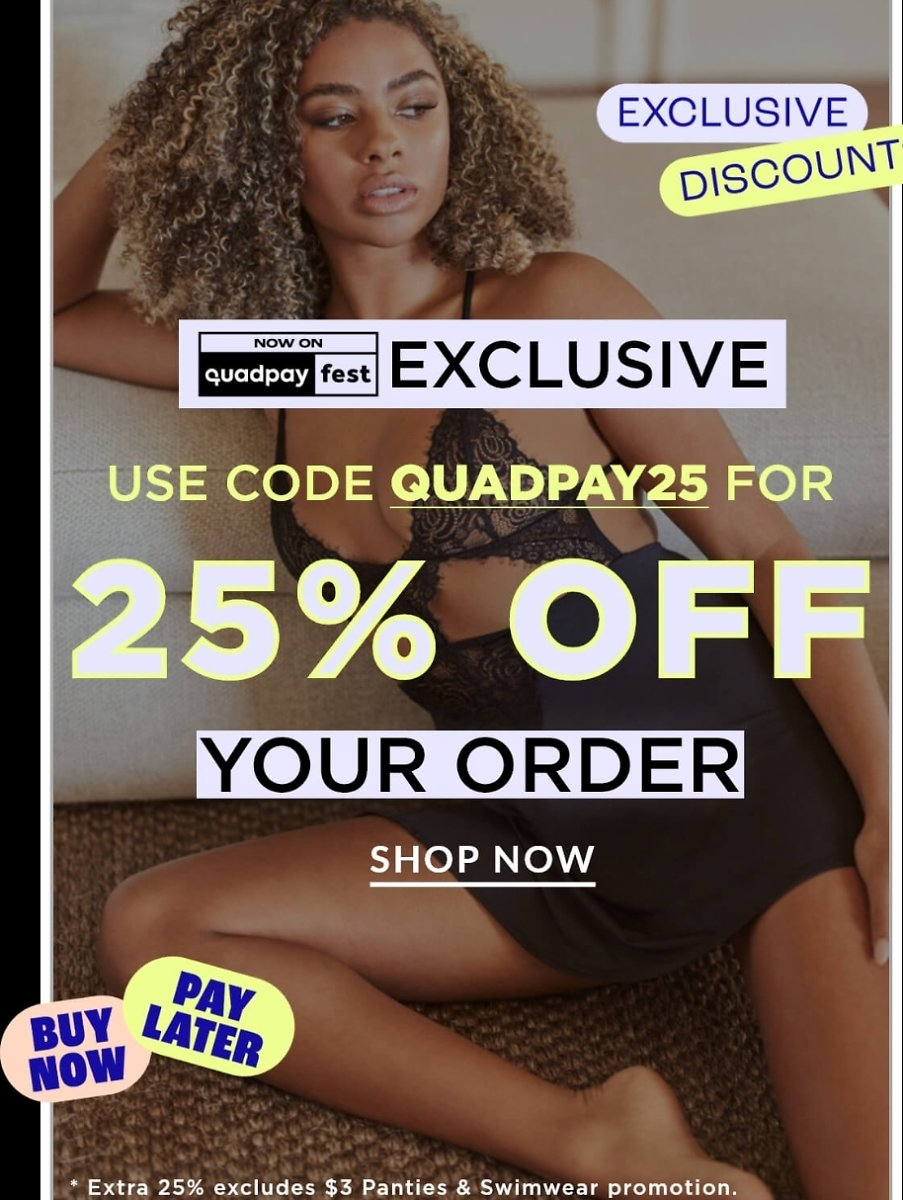 Extra 25% Off Purchase