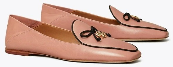 Tory Charm Two-Tone Loafer