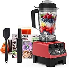 50% Off High Speed Commercial Blender! The Best Choice for Making Smoothies and Shakes