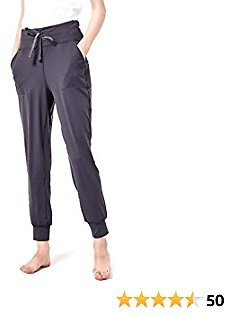 Inno Women's Joggers High Waisted Yoga Pants with Pockets Loose Leggings for Women Lounge, Athletic, Workout