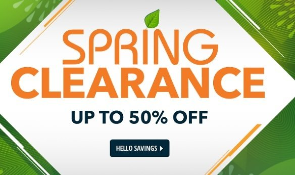 Up to 50% Off Newegg Spring Clearance