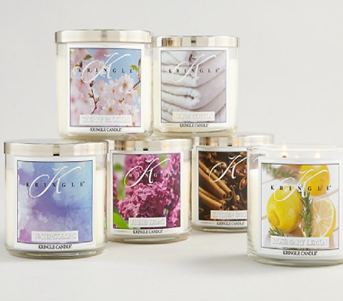 50% Off Candles, Holders, & Home Fragrances
