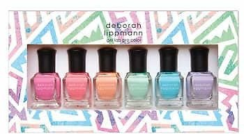 Deborah Lippmann Gel Lab Pro Color Nail Polish, 0.27 Fl Oz 6-pack