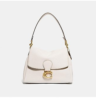 COACH Leather May Shoulder Bag & Reviews - Handbags & Accessories