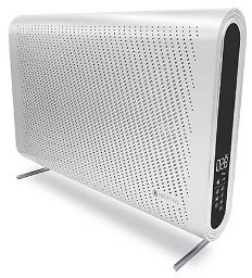 Medify MA-35 Air Purifier with H13 HEPA Filter - a Higher Grade of HEPA | Wall Mounted | 99.9% Removal in a Modern Design White1