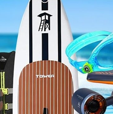 Up to 90% Off Water Sports Clearance