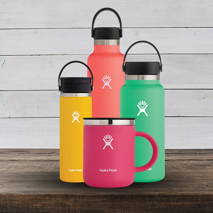 Up to 40% Off Hydro Flask Sale