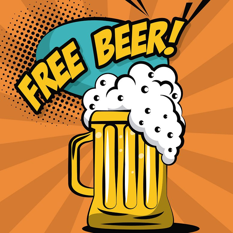 Free Beer to Covid Vaccine Recipients (NJ Only)