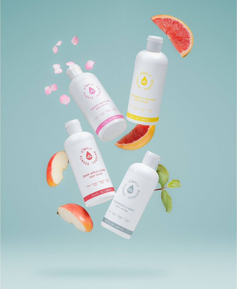 Buy 3 Get 1 Free Simply Natural Scents Body Lotion, 10-oz.