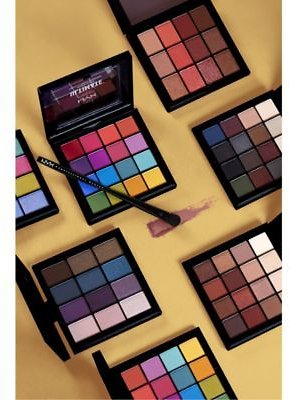 Buy 2 Get 1 Free NYX Professional Makeup Ultimate Shadow Palette - Festival