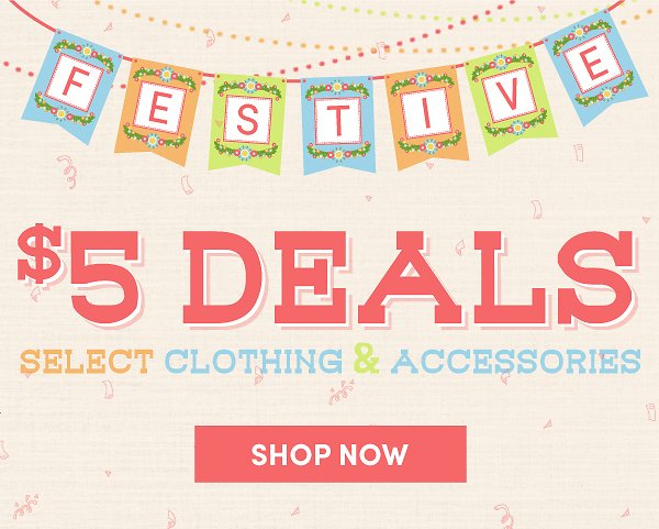 Today Only! $5 Select Clothing & Accessories Deals - Build a Bear
