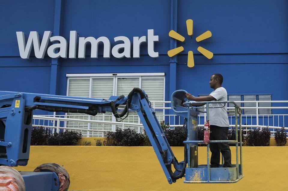 Walmart Tests Over, The Age Of Robo-Retailers Is Not Quite Here... Yet