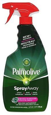 Target Clearance Find: Palmolive Spray Dish Soap 99¢