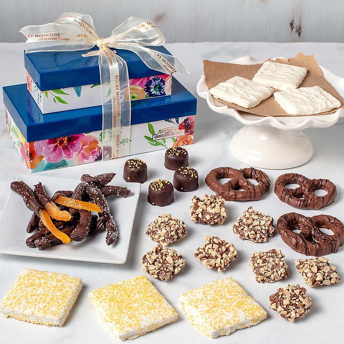 Price Drop : Rocky Mountain Chocolate Factory Spring Party Pack