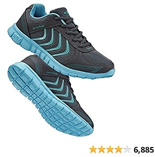Alicegana Women's Athletic Road Running Lace Up Walking Shoes Comfort Lightweight Fashion Sneakers Breathable Mesh Sports Tennis Shoes