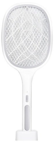 2-in-1 6/10 LED Mosquito Killer Lamp 3000V Electric Mosquito Swatter