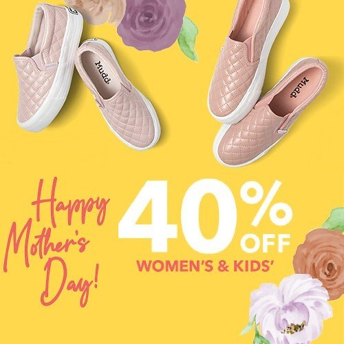 40% Off Mother's Day Sale!