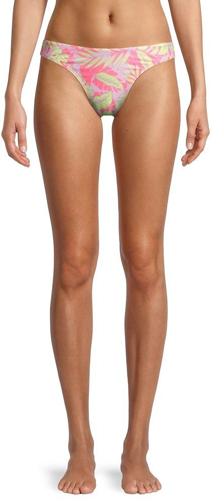 Blu C Juniors Ruched Back Swimsuit Bottoms