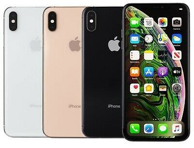 58% OFF! Apple IPhone XS Max Smartphone AT&T Sprint T-Mobile Verizon or Unlocked 4G LTE