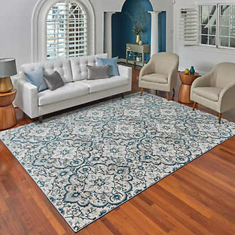 Centenno Area Rug or Runner (4 Colors)